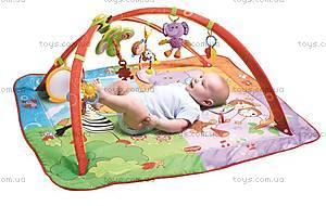 Детский музыкальный коврик «Разноцветное Сафари», 1201806830, отзывы