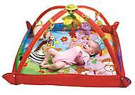 Детский музыкальный коврик «Разноцветное Сафари», 1201806830