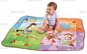 Детский музыкальный коврик «Разноцветное Сафари», 1201806830, цена