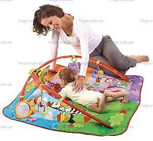 Детский музыкальный коврик «Разноцветное Сафари», 1201806830, игрушки