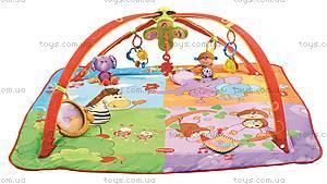 Детский музыкальный коврик «Разноцветное Сафари», 1201806830, детские игрушки