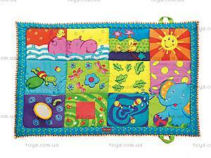 Детский музыкальный коврик «Удивительное лето», 1201900030