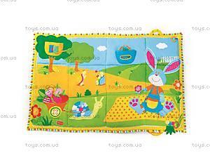 Детский музыкальный коврик «Удивительные открытия», 1202200430