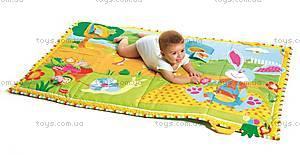 Детский музыкальный коврик «Удивительные открытия», 1202200430, фото