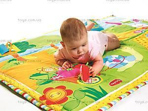 Детский музыкальный коврик «Удивительные открытия», 1202200430, цена