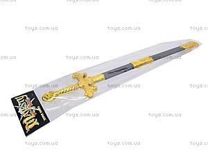 Детский музыкальный меч, 5957-20A