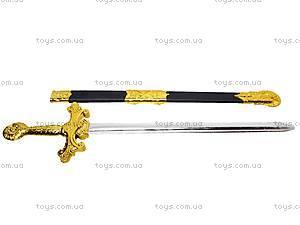 Детский музыкальный меч, 5957-20A, фото