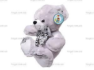 Детский музыкальный медвежонок, МТ90382, фото