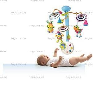 Детский музыкальный мобиль «Симфония веселых зверьков», 1303406830, купить
