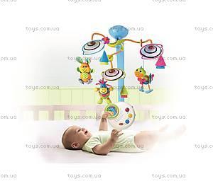 Детский музыкальный мобиль «Симфония веселых зверьков», 1303406830, фото