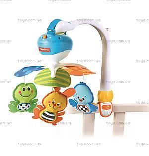 Детский музыкальный мобиль «Тропические звери», 1303106830
