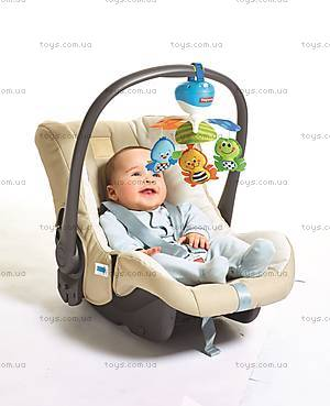 Детский музыкальный мобиль «Тропические звери», 1303106830, игрушки