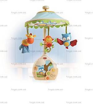 Детский музыкальный мобиль «Волшебная ночь» с проектором, 1303006830
