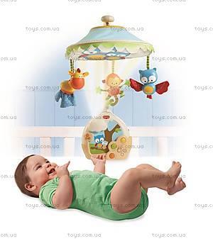 Детский музыкальный мобиль «Волшебная ночь» с проектором, 1303006830, отзывы