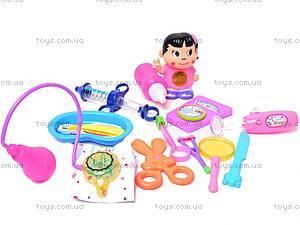 Детский музыкальный набор доктора, 3515