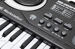 Детский музыкальный орган, MQ-009FM, фото