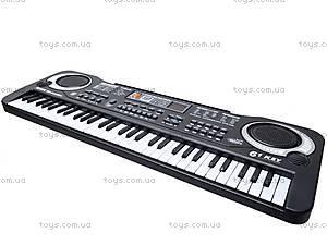 Детский музыкальный орган, MQ-009FM, игрушки
