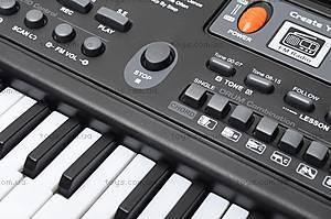 Детский музыкальный орган, MQ-009FM, детские игрушки