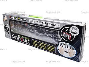 Детский музыкальный орган, MQ-009FM