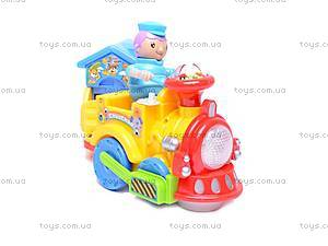 Детский музыкальный паровозик, 60034/5, цена