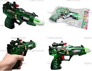 Детский музыкальный пистолет, 215-1