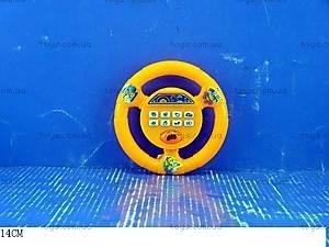 Детский музыкальный руль, 2198