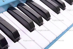 Детский музыкальный синтезатор, HS3720С, отзывы