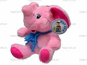 Детский музыкальный слоник, А-А2422