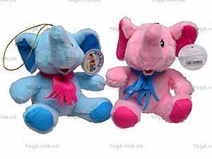 Детский музыкальный слоник, А-А2422, цена