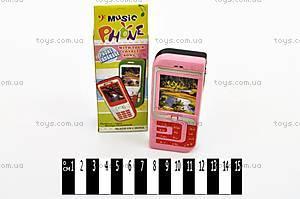 Детский музыкальный телефон, S7260