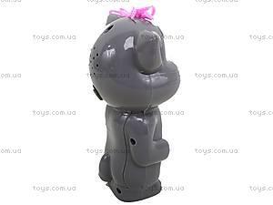 Детский музыкальный телефон «Кот Том», 555-2B, купить