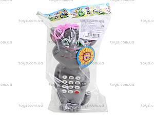 Детский музыкальный телефон «Кот Том», 555-2B