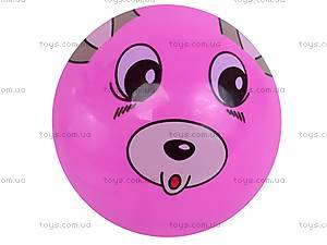 Детский мяч «Животные», BT-PB-0004