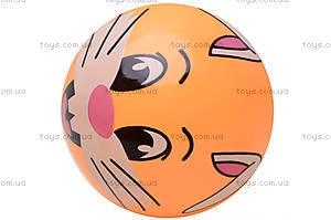 Детский мяч «Животные», BT-PB-0004, игрушки
