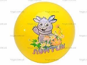 Детский мяч «Мультфильмы», W02-3762