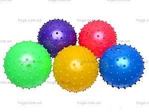 Детский мячик «Ёжик», OS-3184