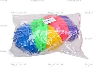 Детский мячик «Ёжик», OS-3184, детские игрушки