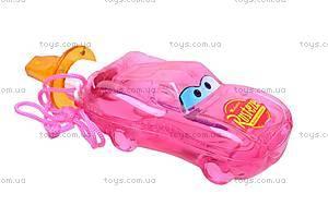 Детский мыльные пузыри «Машинка» со свистком, YY13006