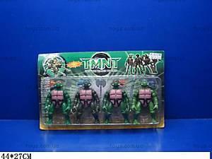 Детский набор «Черепашки ниндзя», 3307