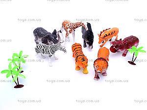 Детский набор диких животных, BF6977