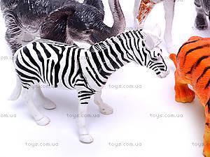 Детский набор диких животных, BF6977, купить