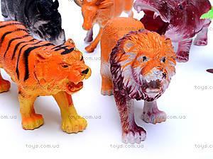 Детский набор диких животных, BF6977, отзывы