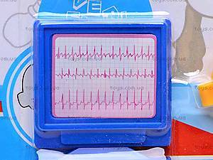 Детский набор для игры в больницу, 55873, фото
