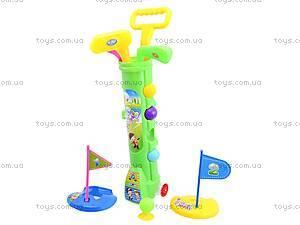 Детский набор для игры в гольф, 128-3, магазин игрушек