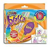 Детский набор для рисования «Аэрография», BL7015UK(UA), фото