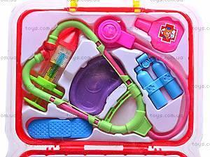 Детский набор доктора в чемоданчике, 1556AB, купить