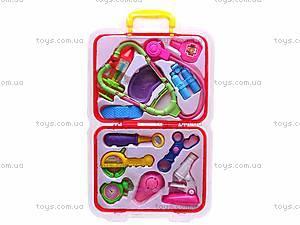 Детский набор доктора в чемоданчике, 1556AB