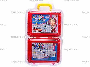 Детский набор доктора в чемоданчике, 1556AB, отзывы