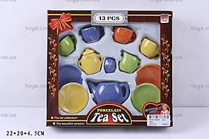 Детский набор фарфоровой посуды, 158-2