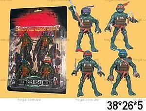 Детский набор героев «Черепашки-ниндзя», YM2680